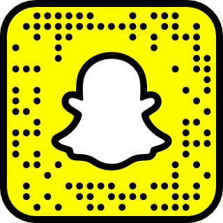 aboutdapeso Snapchat QR Code Snapcode