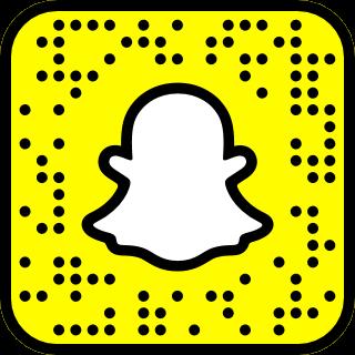aljizzle76 Snapchat QR Code Snapcode