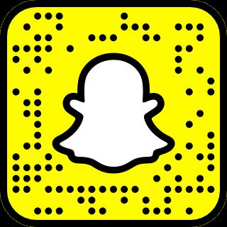 amazdd Snapchat QR Code Snapcode