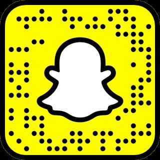 amber_amz Snapchat QR Code Snapcode