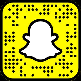 aoba.666 Snapchat QR Code Snapcode
