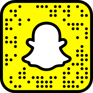arugozino Snapchat QR Code Snapcode
