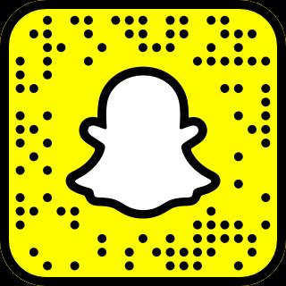 baby-kam Snapchat QR Code Snapcode