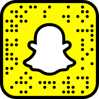 beardedmaple Snapchat QR Code Snapcode
