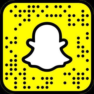 biand17 Snapchat QR Code Snapcode