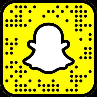 bighonky-bamf Snapchat QR Code Snapcode
