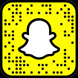 byrnes_mcgregor Snapchat QR Code Snapcode
