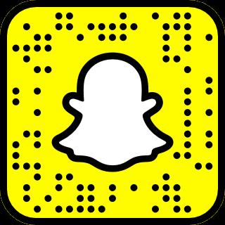 cblavk7 Snapchat QR Code Snapcode