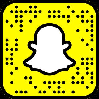 chucknores.1 Snapchat QR Code Snapcode