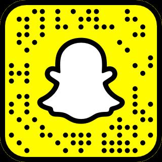cumqueenc Snapchat QR Code Snapcode