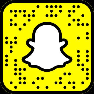 discreetwife Snapchat QR Code Snapcode