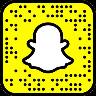 dmcbain94 Snapchat QR Code Snapcode