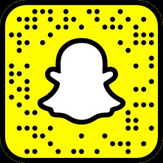 dwanilomaac Snapchat QR Code Snapcode