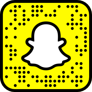 echofag Snapchat QR Code Snapcode