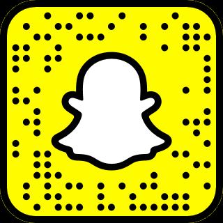 ermorgan21 Snapchat QR Code Snapcode