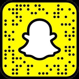 fadedk_ Snapchat QR Code Snapcode