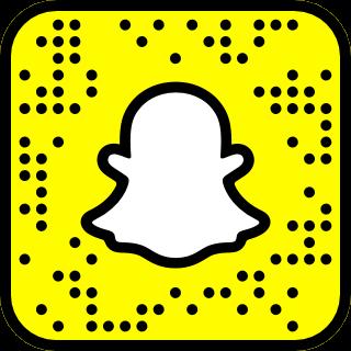fallingstars_x Snapchat QR Code Snapcode