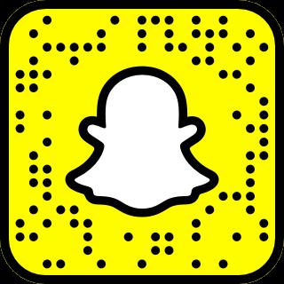 flowersin_hair Snapchat QR Code Snapcode