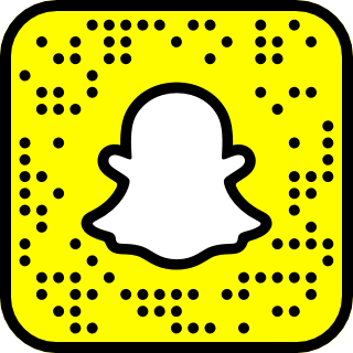 funny-y Snapchat QR Code Snapcode