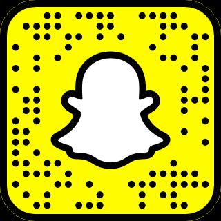 goddess.mine Snapchat QR Code Snapcode
