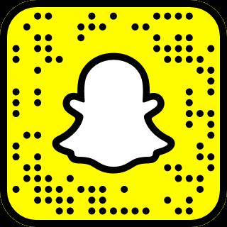 goddesskink Snapchat QR Code Snapcode