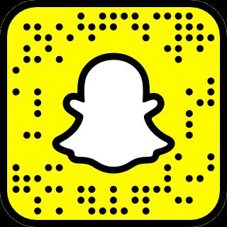 goodcleanfun Snapchat QR Code Snapcode