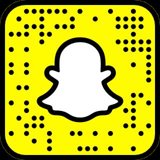 icaruschris Snapchat QR Code Snapcode
