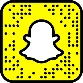 itzbusby  Snapchat QR Code Snapcode