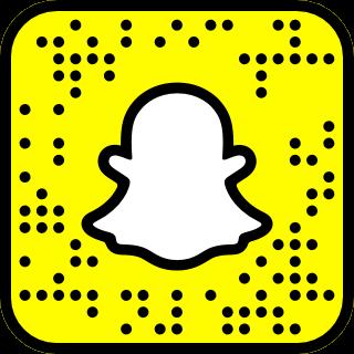 itzpaul16  Snapchat QR Code Snapcode