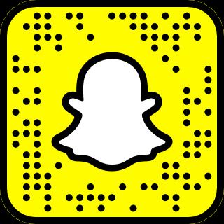 izakvv Snapchat QR Code Snapcode