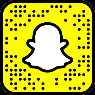 jerrybogaert Snapchat QR Code Snapcode