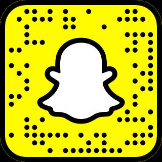 jkotz40  Snapchat QR Code Snapcode