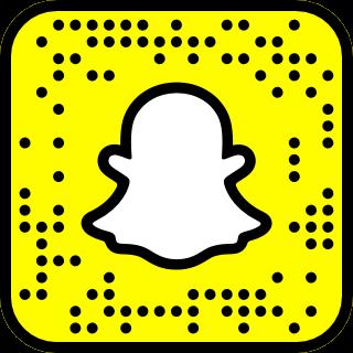john00john Snapchat QR Code Snapcode