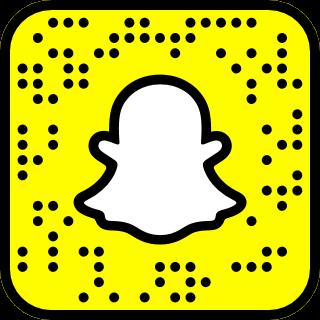 katrinaditter Snapchat QR Code Snapcode