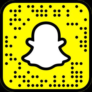 kaykaymonae  Snapchat QR Code Snapcode