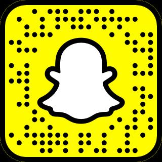 keepable Snapchat QR Code Snapcode