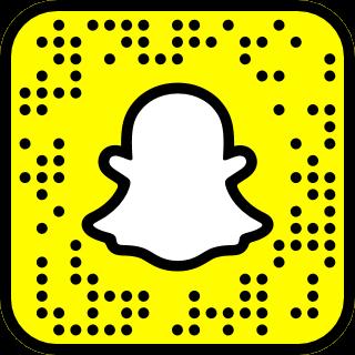 kingbriaxo Snapchat QR Code Snapcode
