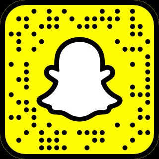 kingkasabian Snapchat QR Code Snapcode