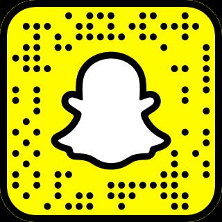 lee-mariahmw Snapchat QR Code Snapcode
