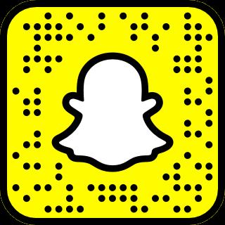 lesstoneuk Snapchat QR Code Snapcode