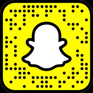 live_banter Snapchat QR Code Snapcode