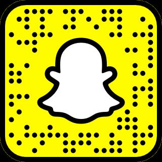 lubricxte Snapchat QR Code Snapcode