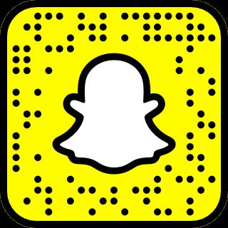 maria.brownx Snapchat QR Code Snapcode