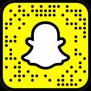 marshallgrande Snapchat QR Code Snapcode