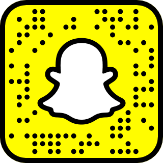 mcoultham Snapchat QR Code Snapcode