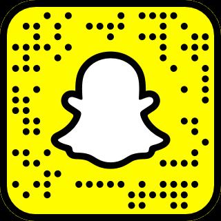 megplays9 Snapchat QR Code Snapcode