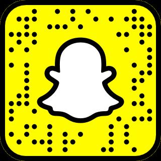 melly_mz Snapchat QR Code Snapcode