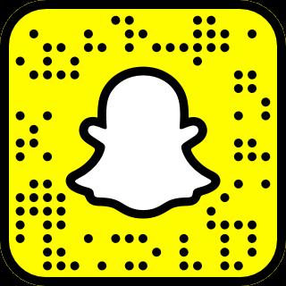 mr.moliina Snapchat QR Code Snapcode