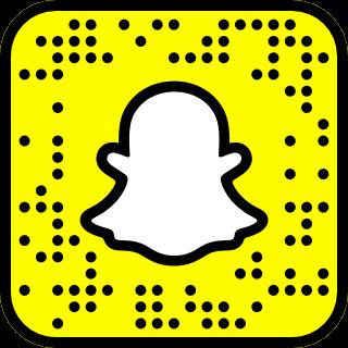 okaudreyy Snapchat QR Code Snapcode