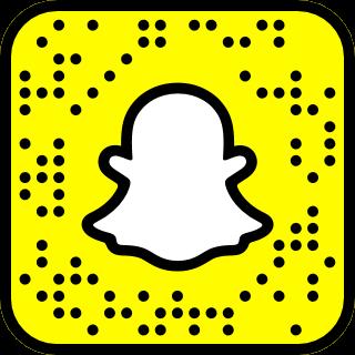 patrickg.1994 Snapchat QR Code Snapcode